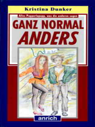 Ganz normal anders Book Cover