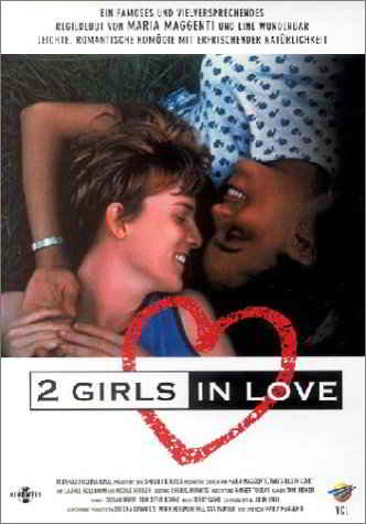 2 Girls in Love Book Cover
