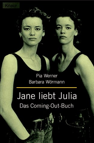 Jane liebt Julia Book Cover