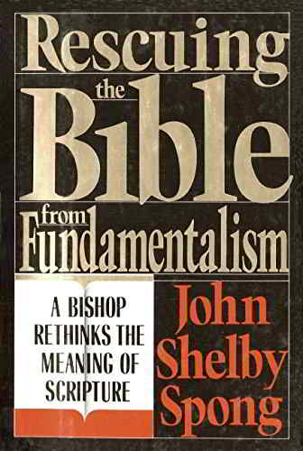 Rescuing the Bible from Fundamentalism Book Cover