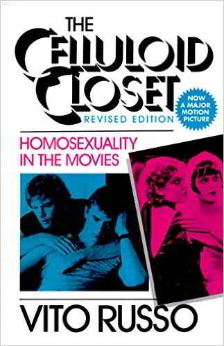 The Celluloid Closet Book Cover