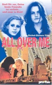 All Over Me Book Cover
