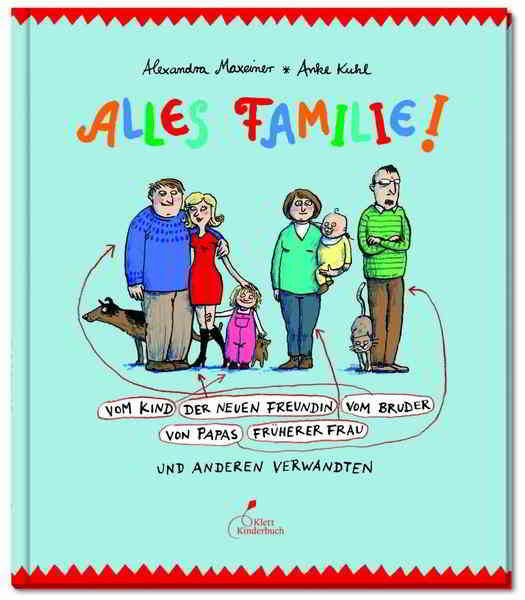 Alles Familie! Book Cover