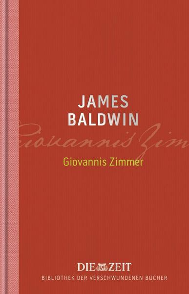 Giovannis Zimmer Book Cover