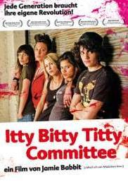 Itty Bitty Titty Committee Book Cover