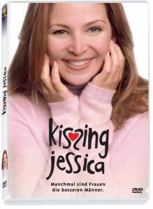 Kissing Jessica Book Cover