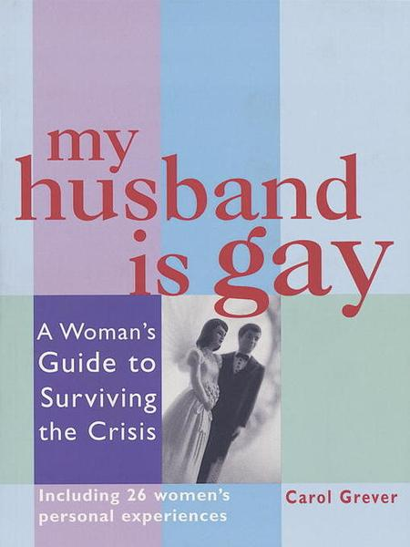 My Husband Is Gay Book Cover