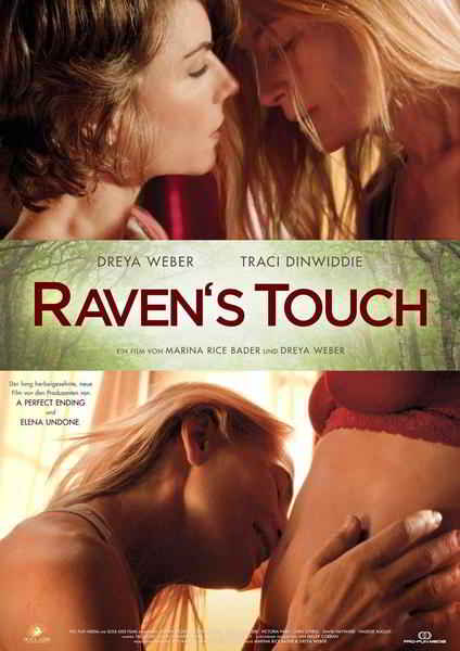 RAVEN'S TOUCH Book Cover