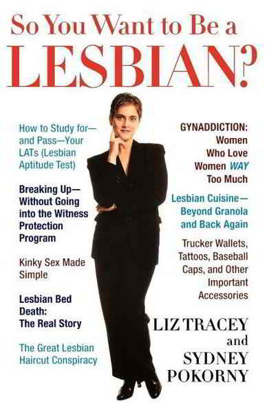 So You Want to Be a Lesbian?: Book Cover